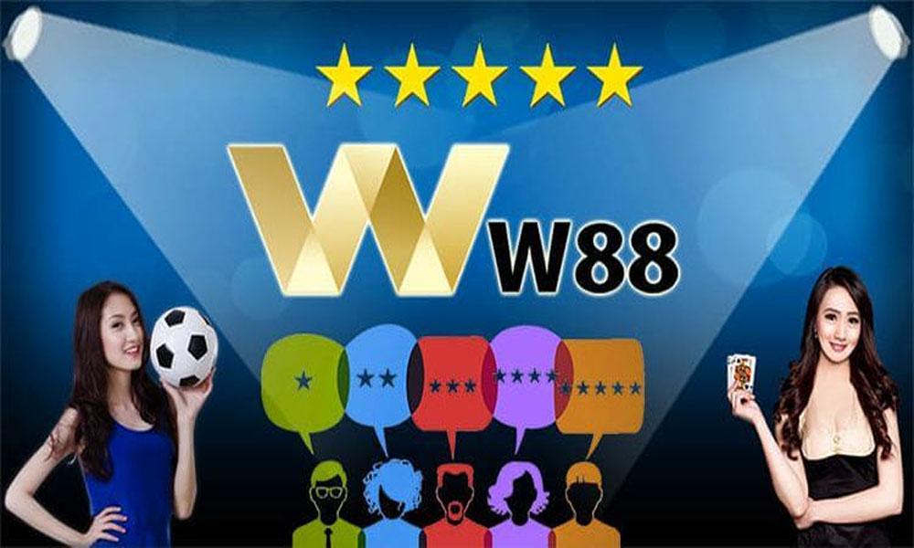 Các phiên bản của ứng dụng W88