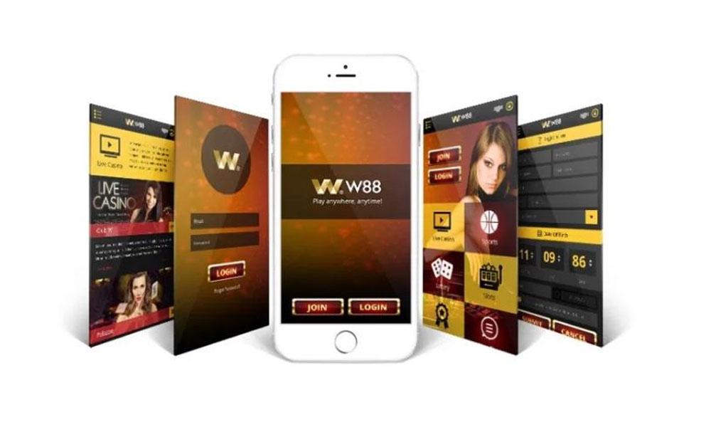 Tiện ích khi chơi W88 trên mobile