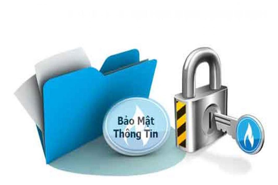 Bảo mật thông tin an toàn, đảm bảo