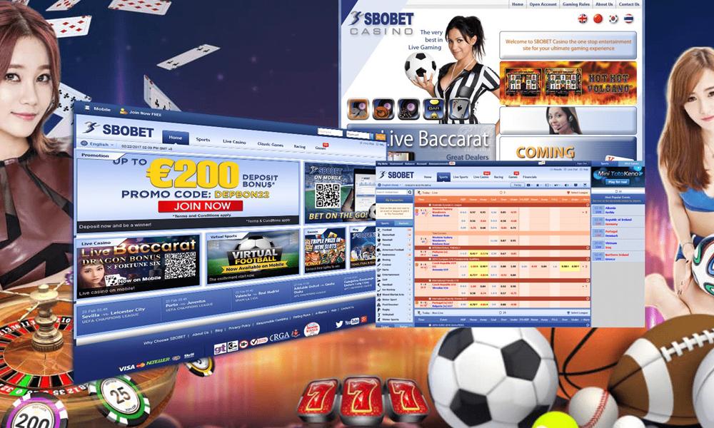 Link vào SBOBET Asia cá cược thể thao casino Châu Á mới nhất