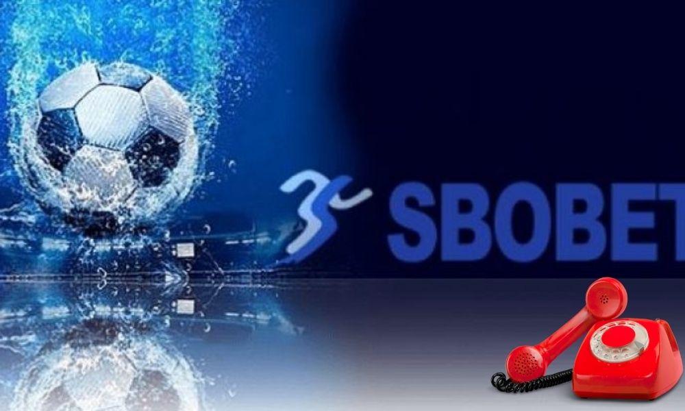 Tổng đài hỗ trợ cá cược tại SBOBET