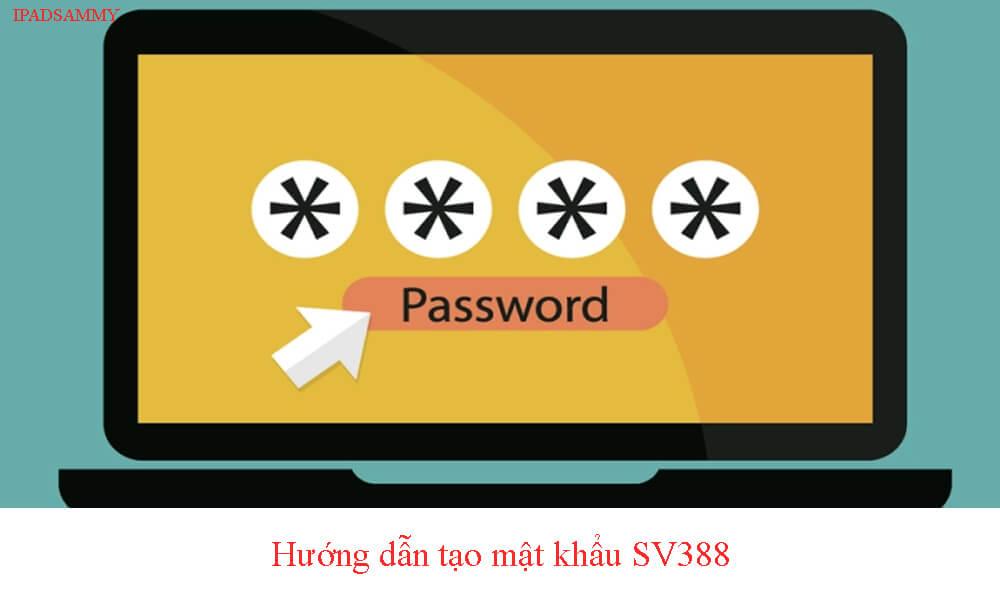 Cách tạo mật khẩu đúng cách