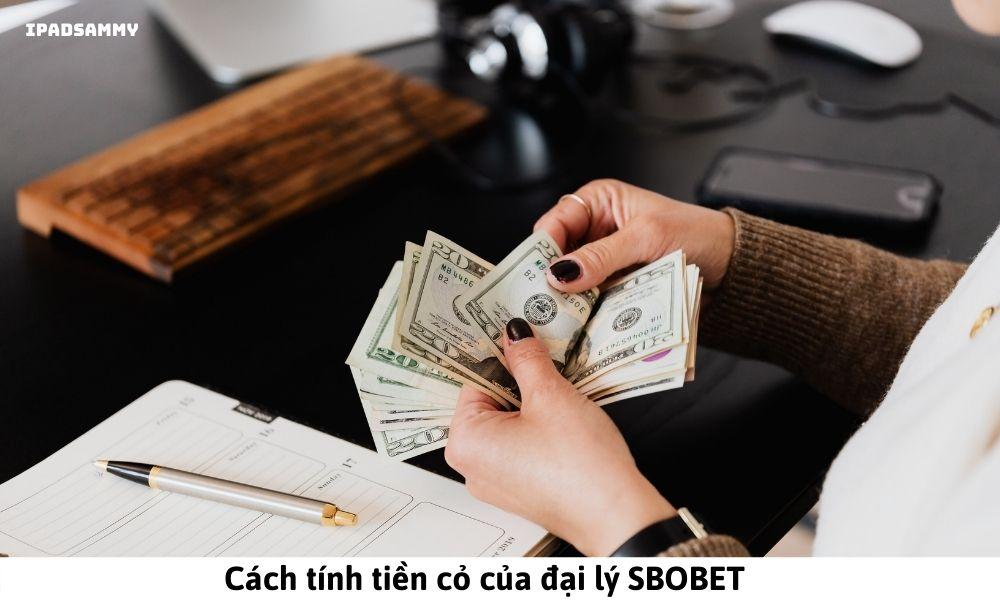 Cách tính tiền cỏ của đại lý SBOBET